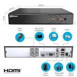ANNKE 4CH 1080N DVR HDMI H.264 CCTV Enregistreur Vidéo Numérique Digital Video Recorder Système de Sécurité Détection de Mouvement Souveiller par Ordinateur ou Smartphone de la marque SANNCE image 2 produit