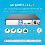 ANNKE 4CH 1080N DVR HDMI H.264 CCTV Enregistreur Vidéo Numérique Digital Video Recorder Système de Sécurité Détection de Mouvement Souveiller par Ordinateur ou Smartphone de la marque SANNCE image 4 produit