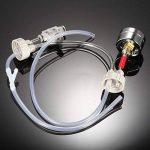 Anself DIY Générateur de CO2 avec Testeur de Pression et Valve de Contrôle du Flux d'air pour Plantes et Aquarium de la marque Anself image 3 produit
