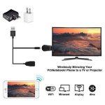 Anycast K4-1 WiFi Affichage Dongle sans Fil HDMI Adaptateur TV Récepteur 1080 P HD TV Soutien MiraCast AirPlay DNLA Média Streaming Téléphone / PC à HDTV / Projecteur / Moniteur de la marque Yehua image 4 produit