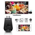 Anycast K4-1 WiFi Affichage Dongle sans Fil HDMI Adaptateur TV Récepteur 1080 P HD TV Soutien MiraCast AirPlay DNLA Média Streaming Téléphone / PC à HDTV / Projecteur / Moniteur de la marque Yehua image 1 produit