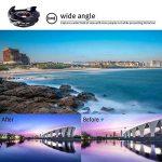 Apexel Kit de lentille de caméra universel clip 6 pouces en 0.6X Grand angle + 10X Objectif macro + 4 filtres pour iPhone 6 / 6S Plus SE Samsung Galaxy S7 / S7 Edge S6 / S6 Edge S8 et la plupart des smartphones de la marque Apexel image 2 produit