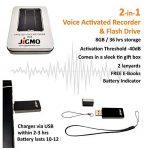 appareil enregistreur audio portable numérique TOP 6 image 3 produit
