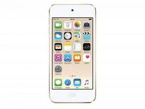 Apple iPod touch 128GB Lecteur MP4 128Go Or - Lecteurs et enregistreurs MP3/MP4 (Lecteur MP4, 128 Go, Eclairage, Appareil photo intégré, Or, Casque audio) de la marque Apple image 0 produit