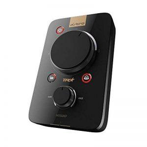 Astro Gaming MixAmp Pro TR Noir Compatible PC, Mac et PS4 de la marque ASTRO Gaming image 0 produit