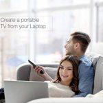 August DVB-T202 Clé USB Récepteur et Enregistreur Tuner TNT/TNT HD (MPEG4 / H.264) – Compatible avec Windows 7/Vista/XP avec une technologie de pointe qui offre les meilleures performances de la marque August image 1 produit