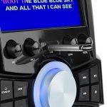 """auna Stage Hero • chaîne karaoké pour enfants • Bluetooth • écran TFT 7"""" • lecteur DVD • 2 microphones • port USB • sortie vidéo et audio • effet écho • fonction A.V.C. • télécommande • noir de la marque Auna image 3 produit"""