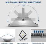 Auralum® 50W IP65 LED Projecteur Lumière IP65 Blanc chaud 2800-3200K 5400Lumen de la marque AuraLum image 2 produit