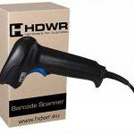 Auto USB Professional 1D/2D Barcode Scanner Scanning Barcode code-barres Lecteur avancée, Code QR, AZTEC, MaxiCode, DataMatrix de la marque HDWR image 1 produit