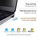 Avantree USB Bluetooth 4.0 Adaptateur Dongle pour PC Windows 10, 8, 7, XP, Vista, Plug & Play ou Pilote IVT, Pour équipements Bluetooth, Casques, Enceintes, Souris, Clavier - DG40S [2 ans de Garantie] de la marque Avantree image 1 produit