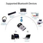 Avantree USB Bluetooth 4.0 Adaptateur Dongle pour PC Windows 10, 8, 7, XP, Vista, Plug & Play ou Pilote IVT, Pour équipements Bluetooth, Casques, Enceintes, Souris, Clavier - DG40S [2 ans de Garantie] de la marque Avantree image 3 produit