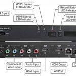 AVerMedia EZRecorder 310 - Enregistreur vidéo HDMI Haute Définition 1080p, PVR, DVR, magnétoscope numérique, Enregistrez les émissions de votre box/décodeur/satellite TV à une heure prédéfinie avec IR Blaster (ER310) de la marque AVerMedia image 4 produit