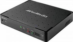 AVerMedia EZRecorder 310 - Enregistreur vidéo HDMI Haute Définition 1080p, PVR, DVR, magnétoscope numérique, Enregistrez les émissions de votre box/décodeur/satellite TV à une heure prédéfinie avec IR Blaster (ER310) de la marque AVerMedia image 0 produit