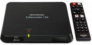 AVerMedia EzRecorder ER130 - Enregistreur Vidéo HD 1080p Multi-Usage (HDMI, USB 2.0) de la marque AVerMedia image 0 produit