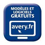 Avery 525 Etiquettes Autocollantes Transparentes Brillantes (21 par Feuille) - 63,5x38,1mm - Impression Laser (L7782) de la marque Avery image 3 produit