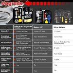 BABAN 147pcs montres Instruments/Regarde professionnelle Kit Repair Tool, Kit de réparation Étui pour montre arrière, dispositif de suppression du lien broches d'ouverture etc. de la marque BABAN image 2 produit