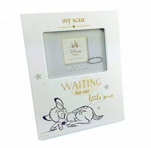 Baby Scan Photo Frame Disney Bambi Waiting For The Little One Gift Boxed by ukgiftstoreonline de la marque ukgiftstoreonline image 0 produit