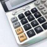 BAIYOU calculatrice, calculatrice de bureau 12 chiffres Grand écran électronique calculatrice solaire et pile AA (non incluse) double alimentation de la marque BAIYOU image 2 produit