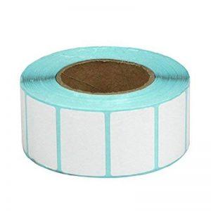 Baoblaze Rouleau Étiquette Autocollant Barre Code Prix Tag Écriture Manuscripts Adresse Marque de la marque Baoblaze image 0 produit