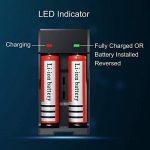 Batterie et chargeur, 18650Li-Ion 3.7V–applicable pour LED haute puissance par Deruicent de la marque Deruicent image 2 produit