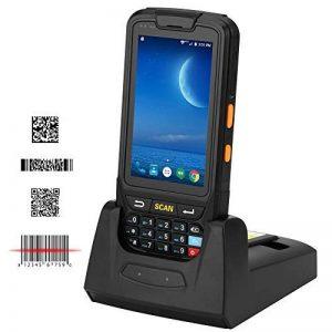 BC-071 Android codes-barres 1d 2d QR code Handheld terminal avec 4 G Wifi Bluetooth GPS Caméra socle de chargement pour entrepôts de la marque YiANKun image 0 produit