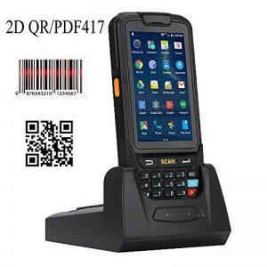 BC-073 Android Codes-Barres 1d 2D QR Code Handheld Terminal avec 4 G WiFi Bluetooth GPS Caméra Socle de Chargement pour Entrepôts de la marque YiANKun image 0 produit