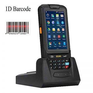BC-075 Android Barcode Scanner 1D Honeywell Laser Terminal Portable avec 4G WiFi Bluetooth GPS Caméra de Recharge Berceau pour Entrepôts Supermarché Détaille Stock Inventaire de la marque YiANKun image 0 produit