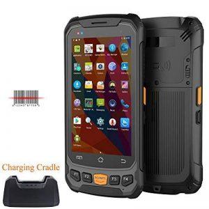 Bc-081robuste Android 1d Barcode terminal avec 4G 3G WiFi Bluetooth GPS Camera pour entrepôt, supermarché, Rentable Stock Inventaire de la marque YiANKun image 0 produit