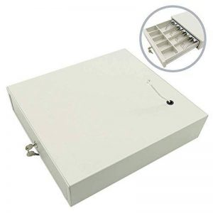 BeMatik - Tiroir Caisse Automatique Beige avec RJ11 pour imprimante POS Caisse enregistreuse de la marque BeMatik.com image 0 produit