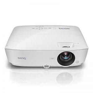 BenQ mh534 Full HD DLP 3D Projecteur (Projecteur avec 1920 x 1080 Pixels, Contraste 15000: 1, 3300 ANSI Lumen, HDMI, VGA, USB) de la marque BenQ image 0 produit
