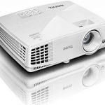 BenQ MS527 Vidéoprojecteur Fonction 3D 270 W Blanc de la marque BenQ image 3 produit