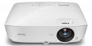 BenQ TW533 Videoprojecteur Lunettes 3D DGD5 Blanc de la marque BenQ image 0 produit