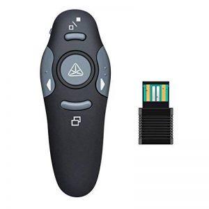 BlueBeach® USB sans fil présentateur PowerPoint Télécommande Laser Pointer PPT présentation de la marque BlueBeach image 0 produit