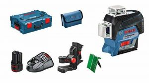 Bosch Professional 0601063T00 Laser Lignes Gll 3-80 CG, Bleu de la marque Bosch Professional image 0 produit