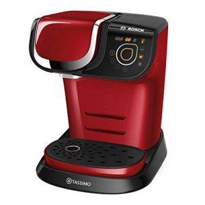 Bosch TAS6003 Machine Multi-Boissons 1300 W, 1,3 L, Rouge de la marque Bosch image 0 produit