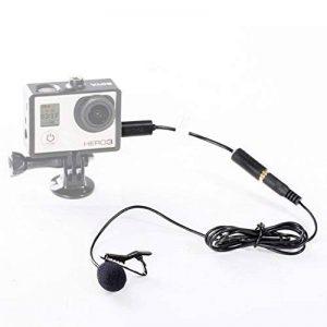 BOYA BY-LM20 Microphone Lavalier omnidirectionnel pour GoPro HERO4,3+,3,DSLR Cameras de la marque Boya image 0 produit