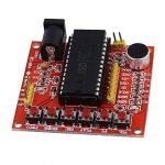 BQLZR ISD1760 Module de lecture d'enregistrement vocal pour Arduino PIC AVR Répétition Son Enregistreur vocal Enregistrement son Module de lecture de la marque BQLZR image 1 produit