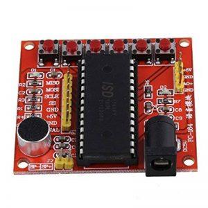 BQLZR ISD1760 Module de lecture d'enregistrement vocal pour Arduino PIC AVR Répétition Son Enregistreur vocal Enregistrement son Module de lecture de la marque BQLZR image 0 produit