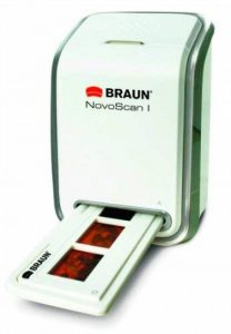 Braun NovoScan I Scanner négatifs et diapositives Résolution 1800 dpi USB 2.0 de la marque Braun image 0 produit