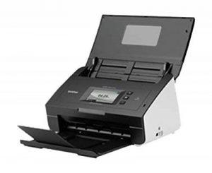 Brother 945769 - Scanner ethernet et WiFi scannage Automatique par Les Deux Revers de la marque Brother image 0 produit