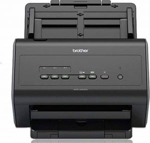 Brother ADS-2400N Scanner bureautique |A4 |Recto-Verso |40 ppm | Chargeur 50 Feuilles |Ethernet |Scan to USB de la marque Brother image 0 produit
