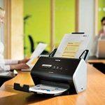 Brother ADS-2400N Scanner bureautique |A4 |Recto-Verso |40 ppm | Chargeur 50 Feuilles |Ethernet |Scan to USB de la marque Brother image 3 produit