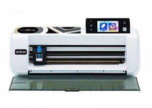 Brother Cm260 Machine de Découpe Acier Inoxydable Blanc/Noir 50 x 17 x 20 cm de la marque Brother image 0 produit