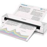 Brother DS-720D Scanner mobile | A4 | recto-verso | alimentation USB | 7,5 ppm | couleur | noir/blanc | Inclus pochette de protection |Scan to USB de la marque Brother image 2 produit