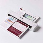 Brother DS-720D Scanner mobile | A4 | recto-verso | alimentation USB | 7,5 ppm | couleur | noir/blanc | Inclus pochette de protection |Scan to USB de la marque Brother image 3 produit