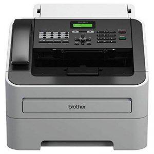 Brother FAX2845F1 Télécopieur laser avec combiné téléphonique de la marque Brother image 0 produit