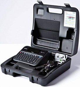 Brother P-Touch D600VP Etiqueteuse Noir de la marque Brother image 0 produit