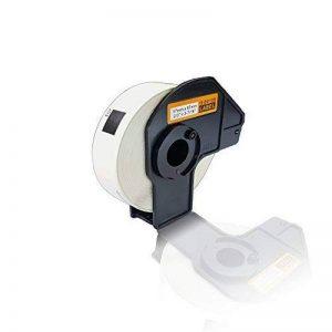 Brother Rouleau d'étiquettes pour imprimante P-Touch DK-11203 P-Touch QL 580 Series QL 650TD QL 700 QL 710W QL 720NW DK11203 17 mm x 87 mm Print Adress Label Office de la marque Print-Klex GmbH & Co.KG image 0 produit