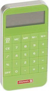 Brunnen colour code 102700052 calculatrice, 6 piles de la marque Brunnen image 0 produit