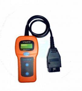 BV & Jo U281 Interface de diagnostic OBD-2 Scanner de code de voiture pour VW/Audi/Seat/Skoda Compatible avec le protocole bus CAN de la marque BV & Jo image 0 produit